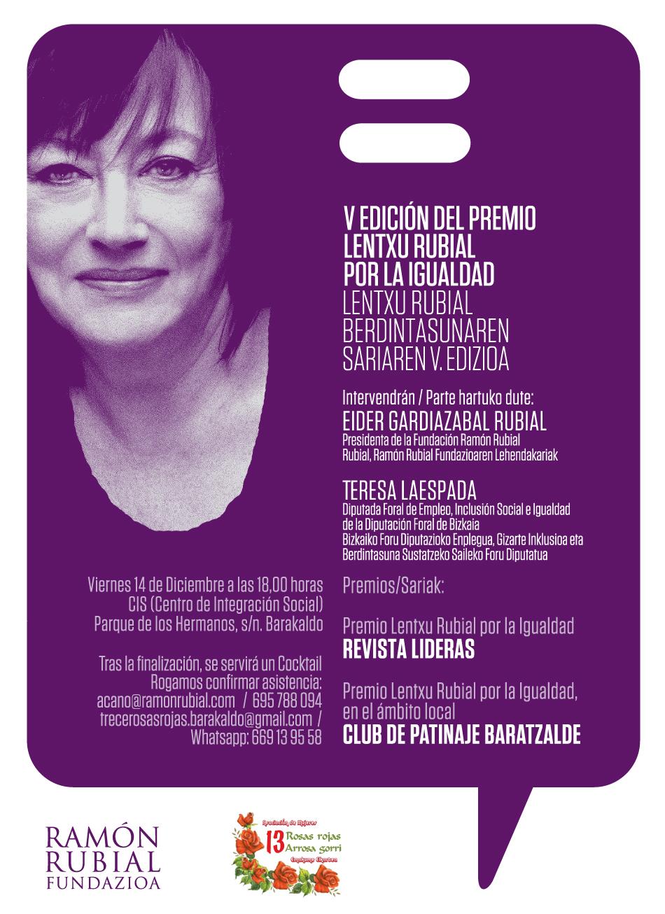 Premios Lentxu Rubial